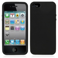 coque-silicone-noir-iphone-5S