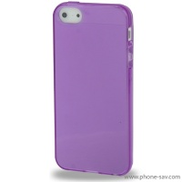 coque-silicone-violet-iphone-5